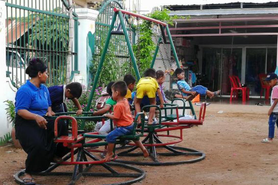 Yike F - Cambodia